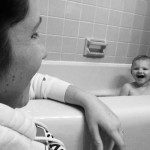 The Good Life :: Downtime at Bath-time