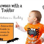 Halloween With a Toddler {Part One } – The Idea