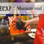 Mummy and Me :: Elm Grove Art {RECAP}