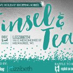{MOM'S NIGHT OUT} Tinsel & Teal :: A Boutique Shopping Event at Lizzibeth to Benefit Exploit No More