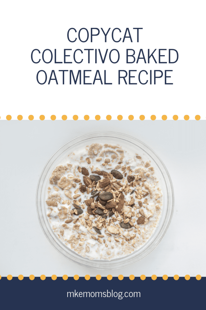 Copycat Colectivo Baked Oatmeal Recipe