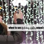 Where to See Holiday Lights Around Milwaukee 2017