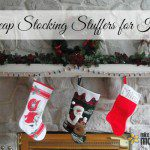 Cheap Stocking Stuffers for Kids