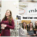 Tinsel & Teal :: Mom's Night Out RECAP