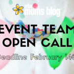 OPEN CALL :: Join Our Events Team!
