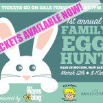 {SOLD OUT} TICKETS :: 1st Annual Family Egg Hunt