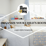 Organize Your Child's Room in 3 Easy Steps {GIVEAWAY!}