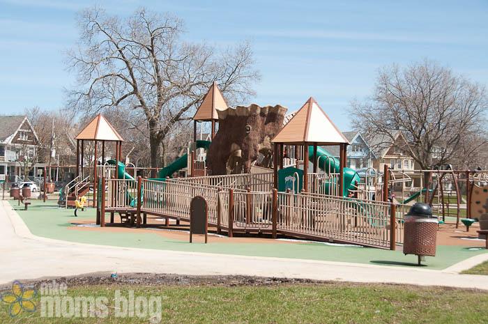 Milwaukee area parks
