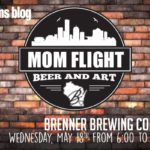 SOLD OUT!! Milwaukee Mom Flight :: Beer and Art