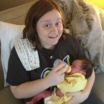 My First Few Weeks as a New Mom, As Told by Google :: GUEST POST
