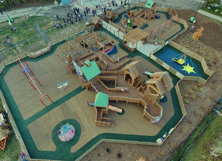 photo credit: Spidell Aerial Photography