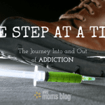 One Step at a Time :: The Journey Into AND Out of Addiction