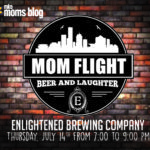 Milwaukee Mom Flight :: Beer and Laughter {SOLD OUT}