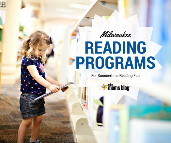 Summertime Reading Programs