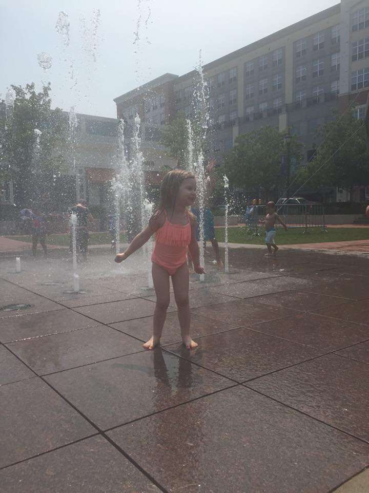 Milwaukee Splash Pads