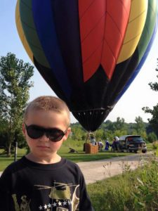 Cool Balloon Cool Kid