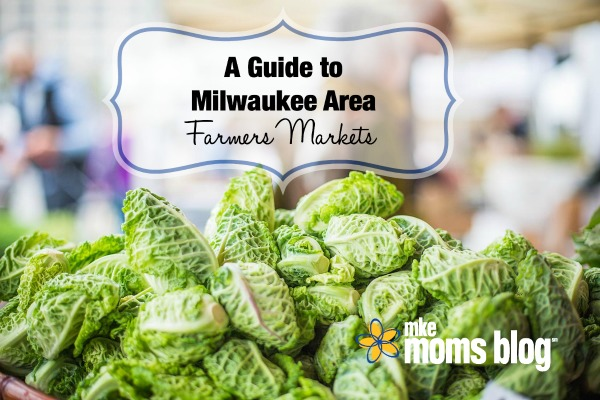 Milwaukee Area Farmers Markets