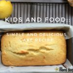 Kids and Food :: Yogurt Cake Recipe