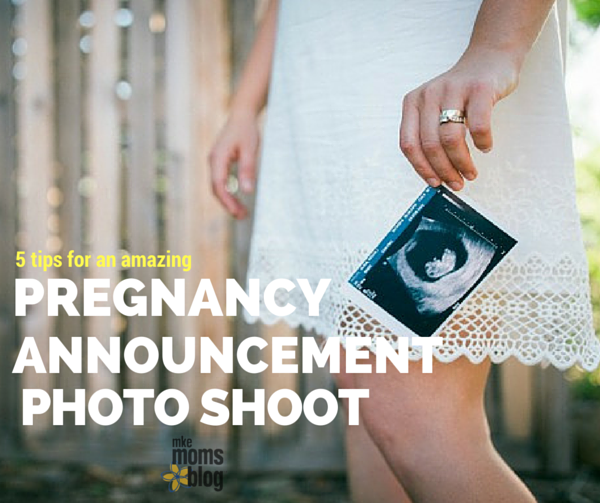 five tips for an amazing pregnancy announcement photo shoot