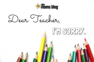 Dear Teacher,