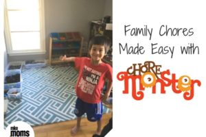 Family Choresmade easy with