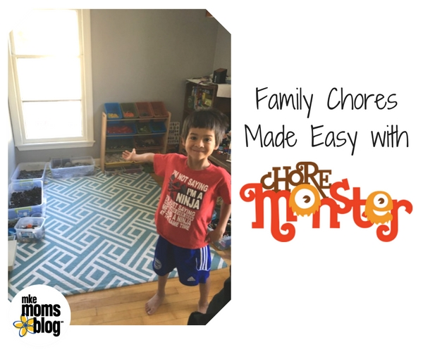 Chores with ChoreMonster