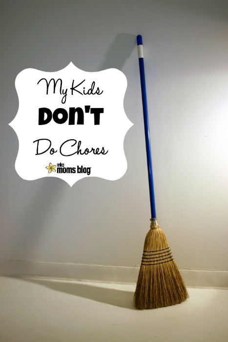 kids don't do chores