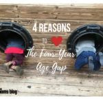 Four Reasons to Love the Four-Year Age Gap