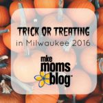 Trick or Treating in Milwaukee 2016