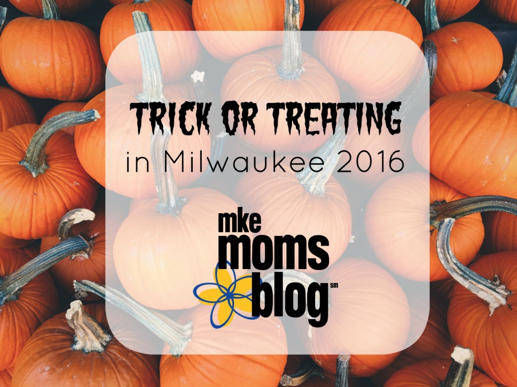 trick or treating in milwaukee