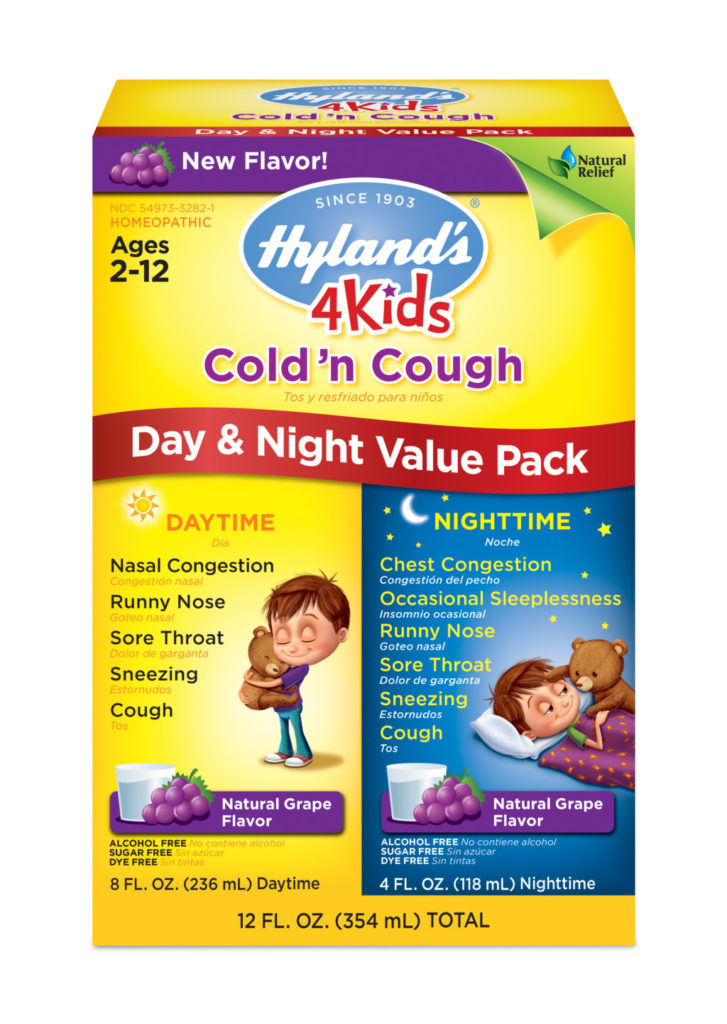 Hyland's 4 Kids Cold n Cough