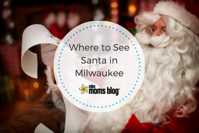 Santa in Milwaukee