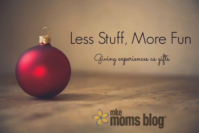 Giving Experiences as Gifts