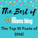 The Best of MKE Moms Blog 2016