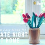 A Menu for Date Night At Home