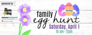 2nd annual family egg hunt