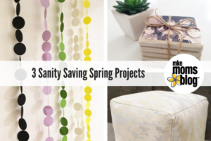 Sanity Saving Spring Projects