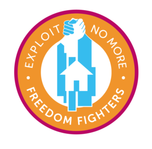 Exploit No More Freedom Fighters
