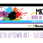 MKE Kids at Play with Uptown Art