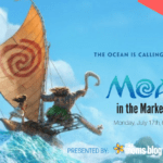 Moana in the Market Square with The Corners of Brookfield {REGISTRATION FULL}
