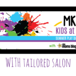 MKE Kids at Play with Tailored Salon