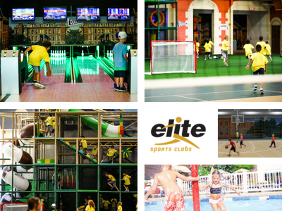 Birthday Parties at Elite Sports Clubs