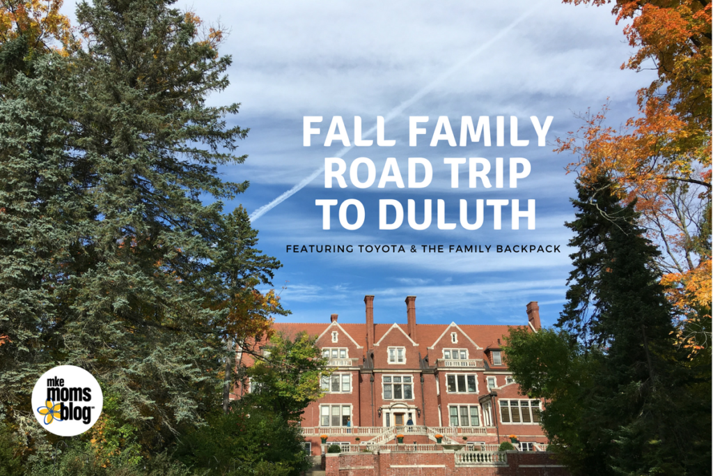 Fall Family Road trip to Duluth