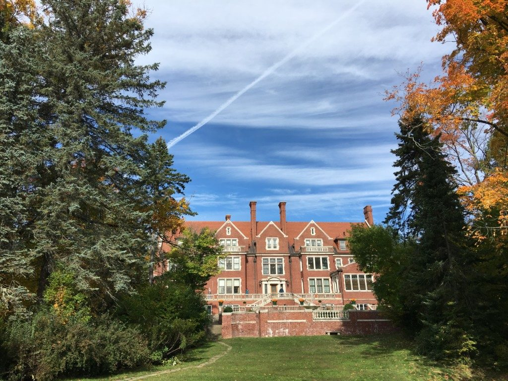 The Glensheen Mansion
