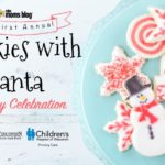 Cookies with Santa Holiday Celebration {SOLD OUT}