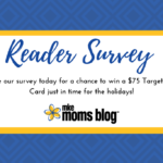 MKE Moms Blog Reader Survey :: Share Your Feedback to Win a $75 Gift Card to Target!