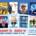 $3 Movies for Families this Winter at Marcus Theaters