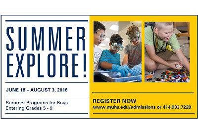 Summer EXPLORE! 2018 Guide Image V2