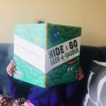 Hide & Go Seek-A-Saurus :: A New Children's Book from KWiL Publishing {PLUS an Exclusive DISCOUNT!}