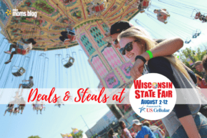 Deals and Steals at WI State Fair